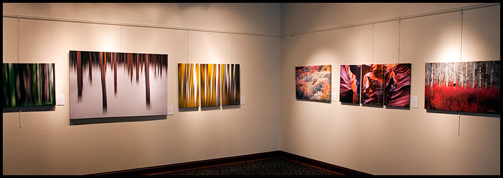 Rogue Valley Manor Show Opening