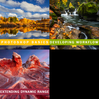 Photoshop-Basics Developing-Workflow Dynamic-Range