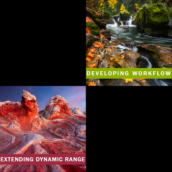 Dynamic-Range Developing-Workflow