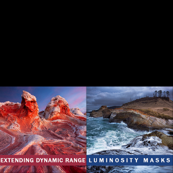 Dynamic-Range Luminosity-Masks