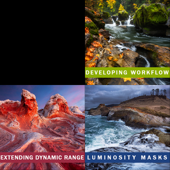Developing-Workflow Dynamic-Range Luminosity-Masks