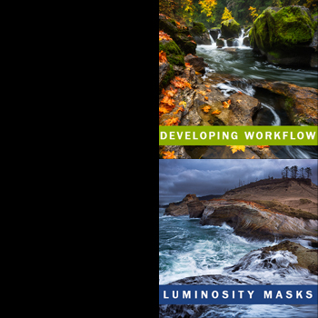Developing-Workflow Luminosity-Masks