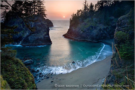 Outdoor Exposure Photography By Sean Bagshaw | Rachael Edwards