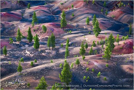 Cool World Stock Image, Lassen National Park, California