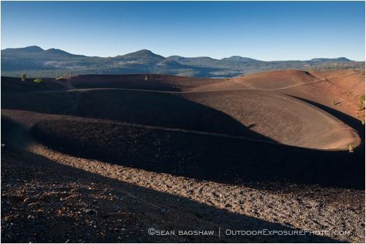 Lassen Volcanic National Park 7 Stock Image California