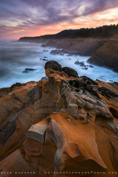 Arago, Cape Arago, Oregon