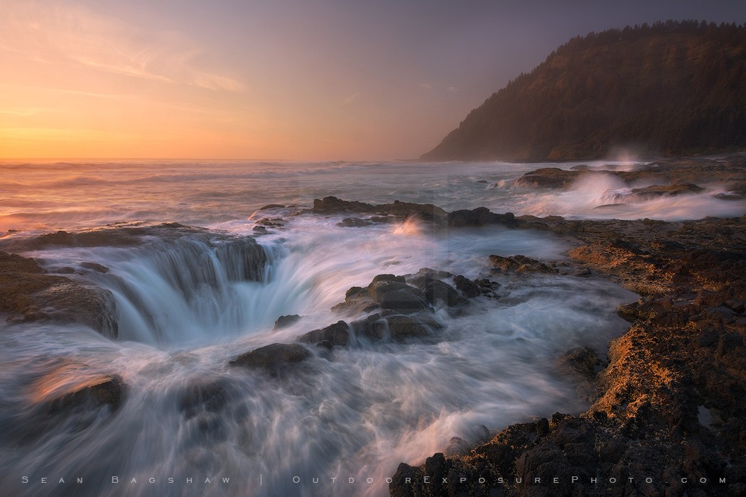 Asgard, Cape Perpetua, Oregon