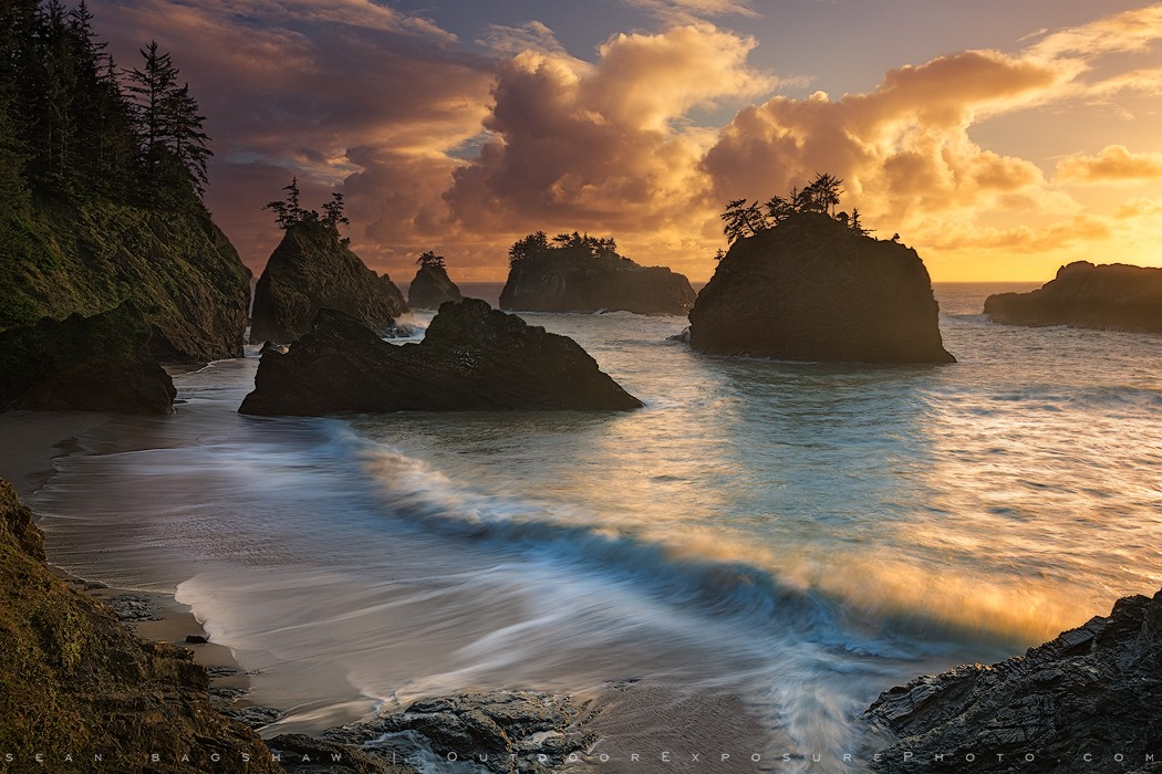Best Kept, Secret Beach, Oregon