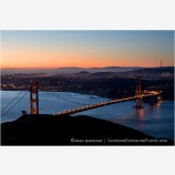 Golden Gate Bridge 1 Stock Image,