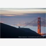 Golden Gate Bridge 4 Stock Image,