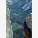 Lost Arrow Traverse Stock Image, Yosemite, California