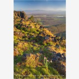 View From Upper Table Rock 1 Stock Image,