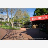 Shakespeare Theater 4 Stock Image,