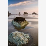 Bandon Beach 4 Stock Image, Banon, Oregon Coast