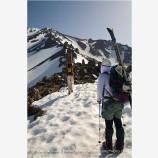 Climbing Mt. Shasta 4 Stock Image