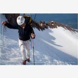 Climbing Mt. Shasta 6 Stock Image