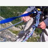Hanging Belay Stock Image,