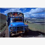 Dharma Truck Stock Image