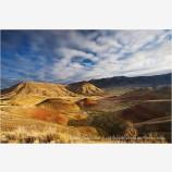 Luminous Landscape Stock Image