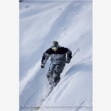 Skier 4 Stock Image,