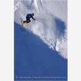 Skier 6 Stock Image,