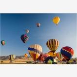 Hot Air Balloons Stock Image,