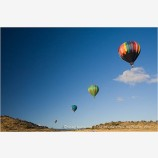 Hot Air Balloons 2 Stock Image,
