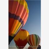 Hot Air Balloons 3 Stock Image,