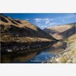 Idaho River Stock Image,