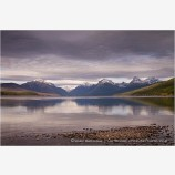 Lake McDonald Stock Image,