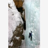 Ice Park I Stock Image, Ouray, Colorado