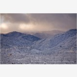 Ashland Winter Stock Image, Ashland, Oregon