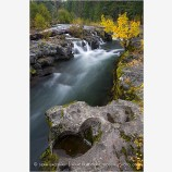 Rogue River Gorge 3 Stock Image,