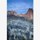Smith Rock 1 Stock Image,