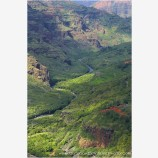 Waimea Canyon Stock Image, Kauai, Hawaii