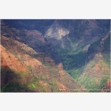 Waimea Canyon II Stock Image, Kauai, Hawaii