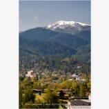 Ashland in Spring 2 Stock Image, Ashland, Oregon