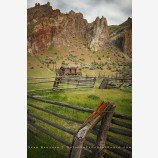 Owyhee River Canyon 2 Stock Image, Oregon