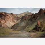 Owyhee River Canyon 4 Stock Image, Oregon