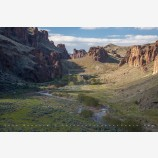 Succor Creek 2 Stock Image, Eastern Oregon