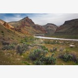 Owyhee River Canyon 5 Stock Image, Oregon