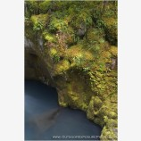 North Umpqua Above Toketee II Stock Image, Oregon