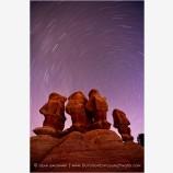 The Sky Calls Stock Image, Devil's Garden, Utah