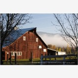 Country Farm Stock Image Ashland, Oregon