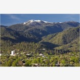 Mt. Ashland 7 Stock Image Ashland, Oregon
