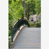 Lithia Park Bridge 2 Stock Image Ashland, Oregon