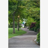 Lithia Park Path 2 Stock Image Ashland, Oregon