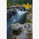 Rogue River Gorge 4 Stock Image Southern Oregon