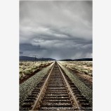 Storm Track Stock Image, Northern California