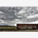 Union Pacific 1477 Stock Image, Northern California